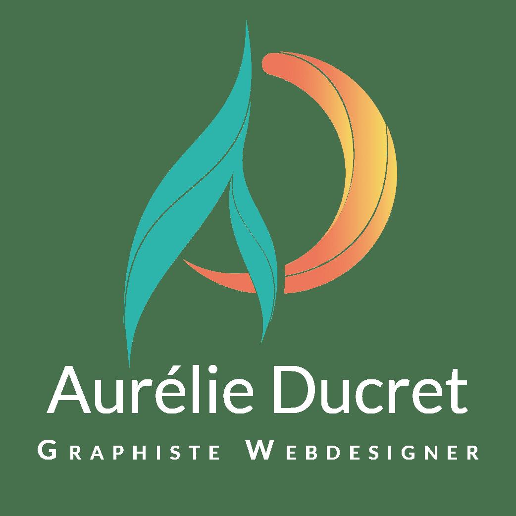 Aurélie Ducret, graphiste webdesigner dans la région Champagne Ardenne, au nord de Troyes, à la limite entre l'Aube et la Marne.