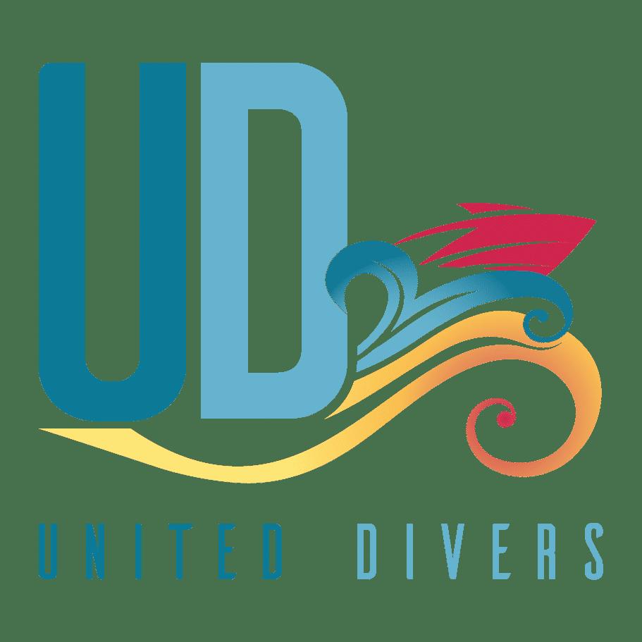 Design de logo United Divers - logo