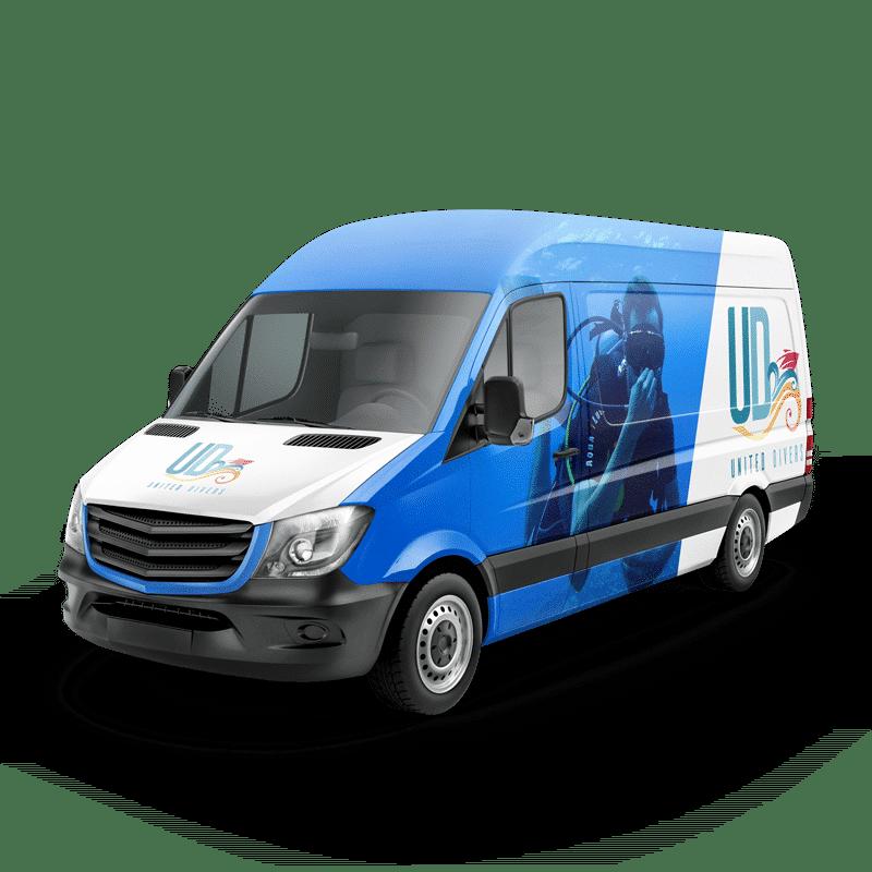 Design de logo professionnel - van