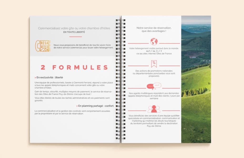 Design graphique les formules