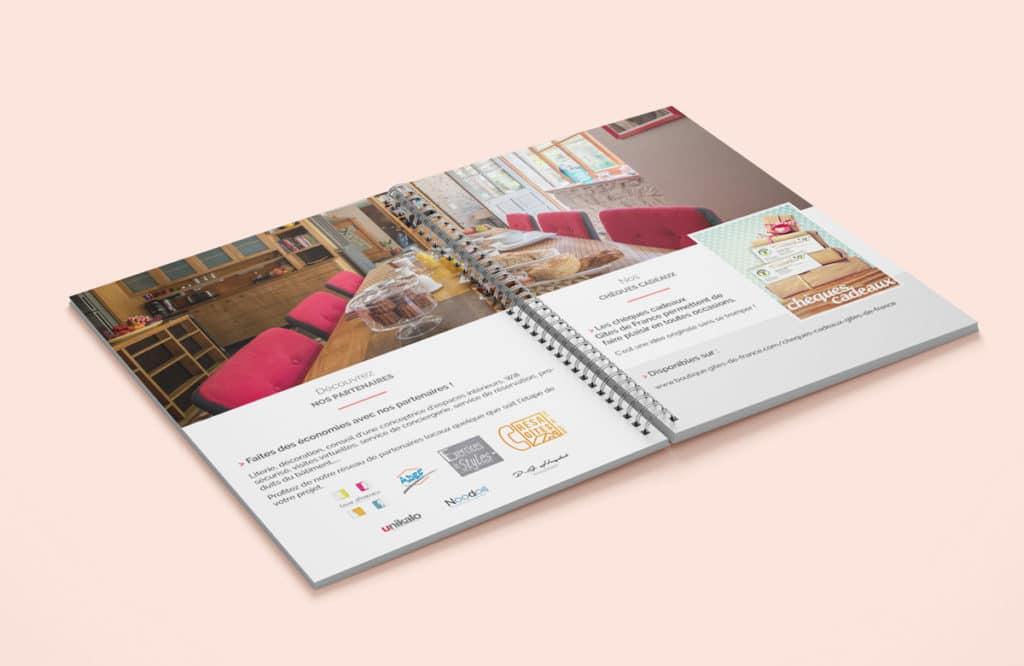 Design graphique partenaires