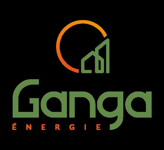 Création logo Ganga Energie_3